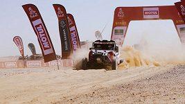 Buggyra ve 3. etapě Rallye Dakar