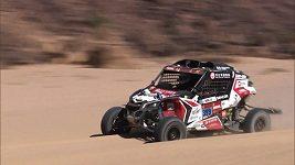 Buggyra ve 4. etapě Rallye Dakar