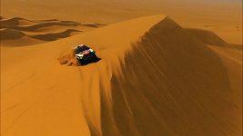 Martin Prokop v 5. etapě Rallye Dakar
