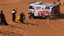 Buggyra v 6. etapě Rallye Dakar
