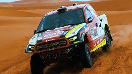 Martin Prokop v 7. etapě Rallye Dakar