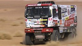 Buggyra v 7. etapě Rallye Dakar