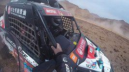 Buggyra v 10. etapě Rallye Dakar