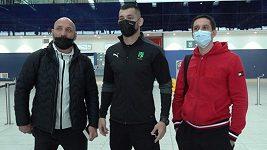Machmud Muradov málem neodletěl ke svému třetímu zápasu v UFC. Problémy ale vyřešil