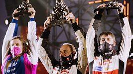 Buggyra v 12. etapě Rallye Dakar