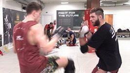 Někdy dojde i na krev. Jak se připravuje Jiří Procházka na druhou bitvu v UFC?