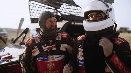 Pro Tomáše Engeho byla na Dakaru nejhorší zima. Stejně ale lituje, že rallye nebyla delší