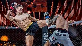 Hvězda kickboxu piluje MMA. Matěj Peňáz myslí i na zahraniční angažmá