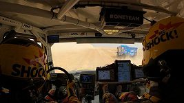 Tohle jste od Martina Macíka z letošního Dakaru ještě neviděli. A co odtajní pro Dakar 2022?