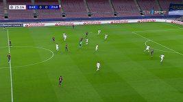 Sestřih zápasu Ligy mistrů Barcelona - PSG