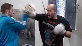 Zápasník Michal Reissinger, co předvede v boxu, jak uspěje Cesta Bojovníka?