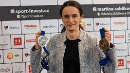 Martina Sáblíková je ráda, že má po sezoně. Ještě se nevzpamatovala z nepovedené pětky