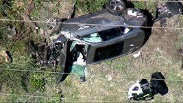 Dopravní nehoda Tigera Woodse
