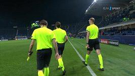 Sestřih osmifinálového zápasu Ligy mistrů Atalanta - Real Madrid