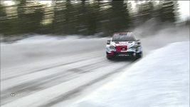 Ott Tänak ovládl Arktickou rallye