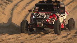 Tomáš Enge na Baja Saudi