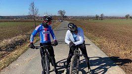 Ondřej Cink a Petr Cerha zvou na Krále cyklistiky