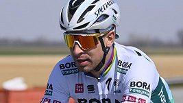 Peter Sagan vybojoval v 6. etapě závodu Kolem Katalánska první letošní vítězství