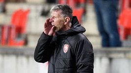 Jsem hrdý na svoje mužstvo, řekl po remíze s Belgií Jaroslav Šilhavý