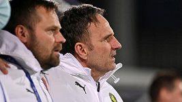 """Nemáme se za co stydět, říká Karel Krejčí. Kteří hráči z """"21"""" mohou uspět v A týmu?"""