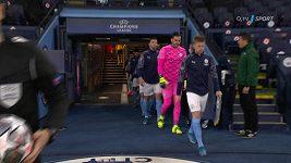 Sestih čtvtrtfinále Ligy mistrů Manchester City - Dortmund