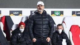 Dění okolo Kúdely a trestu od UEFA jsme probírali, ale výkon to neovlivnilo, říká Jindřich Trpišovský