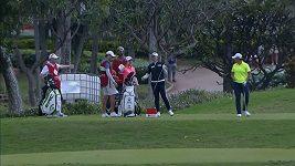 Golfistka Yangová trefila jamku na jednu ránu