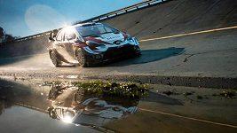 Premiéru Chorvatské rallye v MS vyhrál Francouz Sébastien Ogier