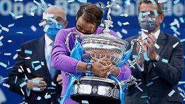 Rafael Nadal vyhrál podvanácté antukový turnaj v Barceloně