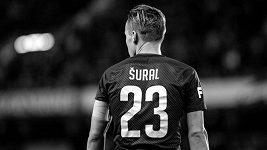 Pohřeb fotbalisty Josefa Šurala v Brně, který zemřel v pondělí v Turecku při automobilové nehodě.