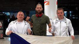 Autor KO lokte v UFC Jiří Procházka je zpátky doma a prozradil své další plány
