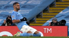 Sestřih semifinále Ligy mistrů Manchester City - PSG