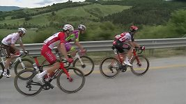 Francouz Victor Lafay vyhrál osmou etapu Gira