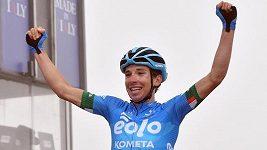 Čtrnáctou etapu vyhrál při debutu na Giru italský outsider Lorenzo Fortunato