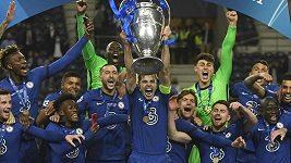 Sestřih finále Ligy mistrů Manchester City - Chelsea
