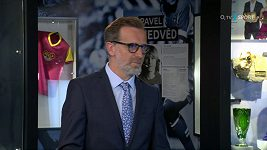 Superdebata: Karel Poborský a Petr Fousek o digitalizaci fotbalu