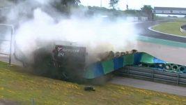 Buggyra na prvním závodě ME tahačů na Hungaroringu