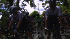 Sestřih 4. etapy Tour de France