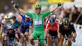 Cavendish se na Tour dalším etapovým triumfem přiblížil Merckxovu rekordu