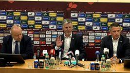 TK se zástupci české fotbalové reprezentace po mistrovství Evropy