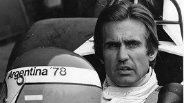 Ve věku 79 let zemřel vicemistr světa vozů formule 1 Carlos Reutemann