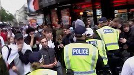 Policie v souvislosti s finále EURO zatkla 49 lidí