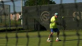 Nejstarším hráčem tenisu na světě je 97letý Ukrajinec
