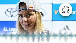 Nausch Sluková o nadávkách a pláči po krachu olympijské naděje