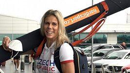 Čeští atleti vyrazili do Tokia. Před odletem řešili hlavně pozitivní případy v dějišti her