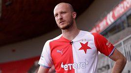 Michael Krmenčík se stal novou posilou fotbalové Slavie
