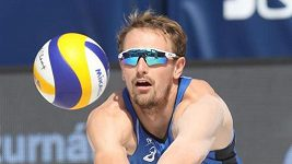 Beachvolejbalista Perušič posílá vzkaz českým fanouškům