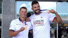 Josef Dostál potřebuje po zbytek sezony volno, Radek Šlouf bude bojovat o místo ve čtyřkajaku