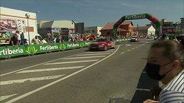 Fabio Jakobsen oslavil 25. narozeniny vítězstvím v 16. etapě Vuelty