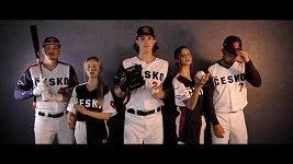 Baseballisté představují nové dresy české reprezentace